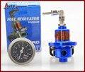 2014 nova SARD azul combustível ajustável regulador de pressão / regulador de combustível com preto calibre