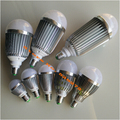 Bright 5730SMD LED Lights Bulb 3W5W7W9W/12W/15W/18W 24W E27 B22 AC85-265V Warm white/cold white LED spotlight lamp bulb 1pcs