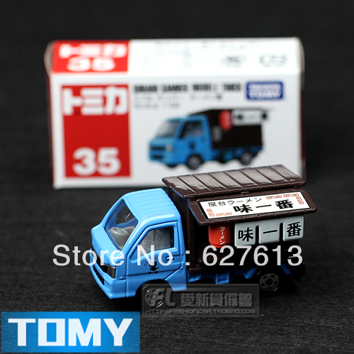 Wholesale!FREE SHIPPING!(10pieces) 100% Brand New car's model/Dume tomy boxed card 35 SUBARU car alloy car toy