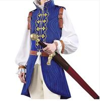 2018 hot Anime My Hero Academia figure Todoroki Shoto Prince Uniform Role Play Men Combat Suit Cosplay Costume Freeship