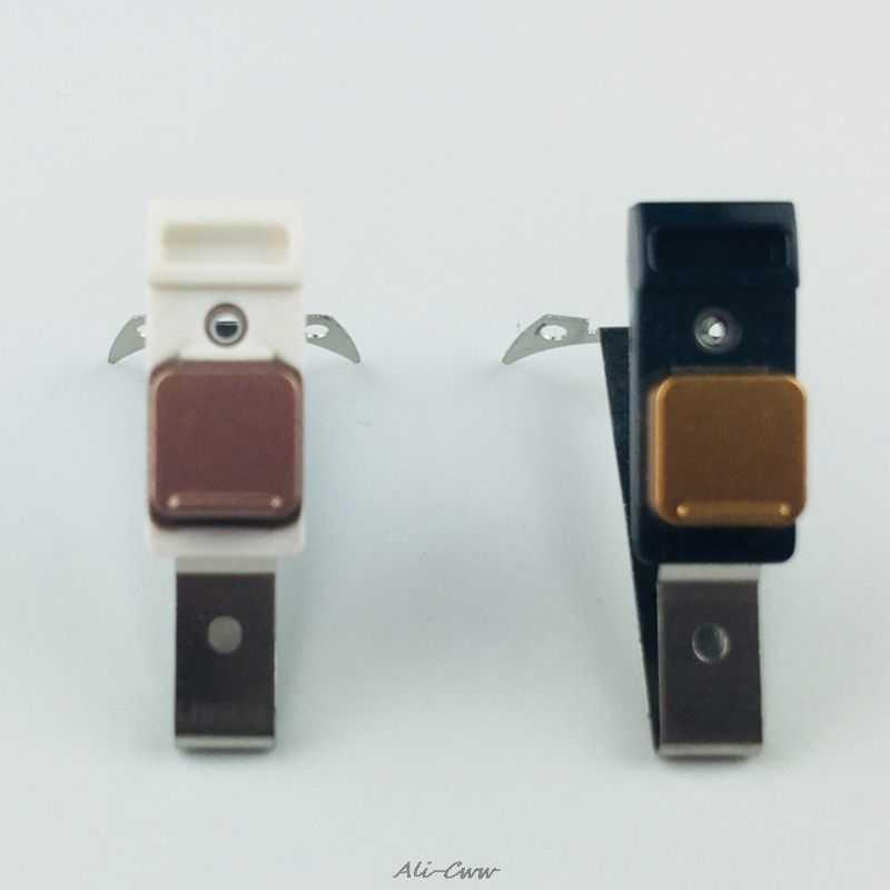 Vape Clip di Trasporto Fibbia Meccanico Mod Supporto per Rda Rta Vaporizzatore Atomizzatore per Iqos 2.0/2.4 P/3.0 parti di Riparazione Accessori