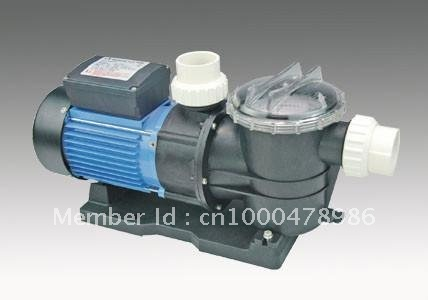 750 W 1HP PISCINE POMPE avec Filtre, piscine filtre pompe Max Débit 275 L/min (16500 L/H) Max chef 11 M