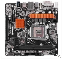 100% new original motherboard for Asrock H110M-HDS LGA 1151 DDR4 board 32G USB2.0 USB3.0 Desktop motherborad Free shipping