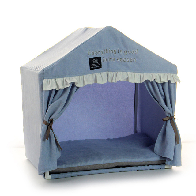 Dog House Bed Princess Camping House For Dogs