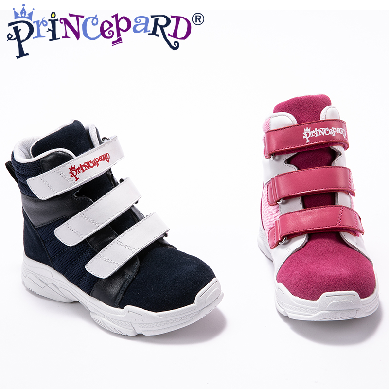 Princepard 2018 hot sell autumn orthopedic shoes for kids  black sport shoes  Equipped with professional orthopedic insolesPrincepard 2018 hot sell autumn orthopedic shoes for kids  black sport shoes  Equipped with professional orthopedic insoles