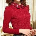 Primavera Mujeres Casual Manga Larga de Punto Jerseys Ladies Slim Fit Suéter Suéteres Para Mujer