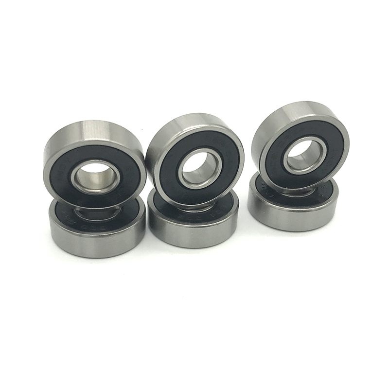 Free shipping S608-2RS stainless steel 440C hybrid ceramic deep groove ball bearing 8x22x7mm 608 купить