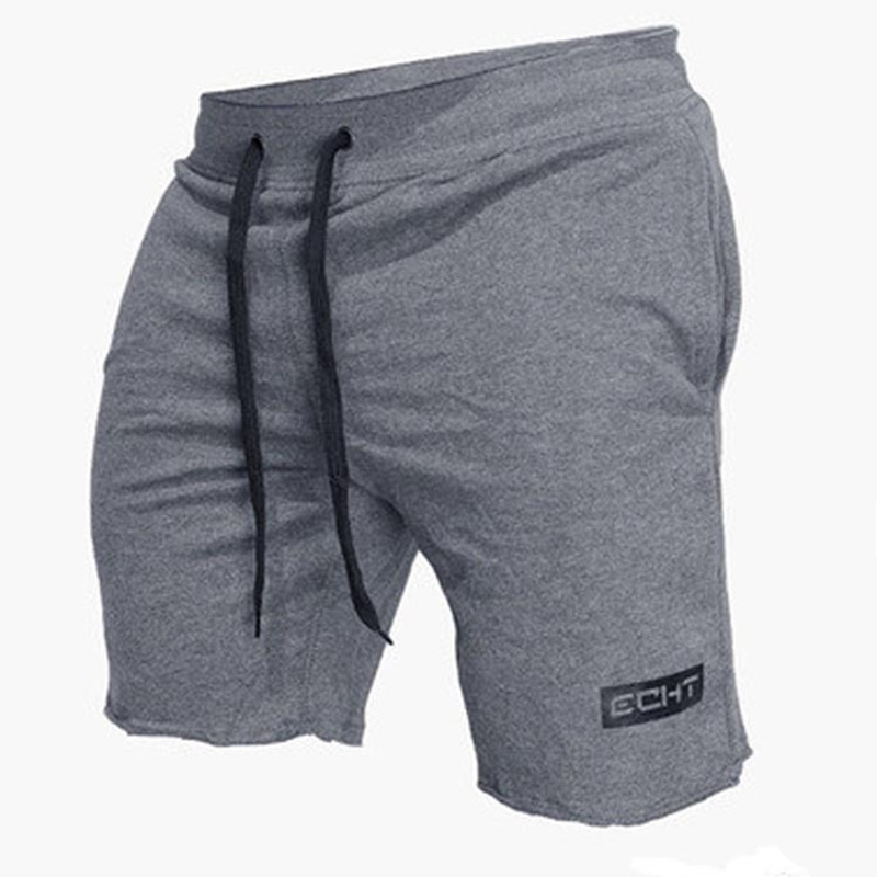Mens Running Sports Cotton Shorts Gym Fitness Workout Training Sportswear Male Short Pants Knee Length Beach Brand SweatpantsMens Running Sports Cotton Shorts Gym Fitness Workout Training Sportswear Male Short Pants Knee Length Beach Brand Sweatpants