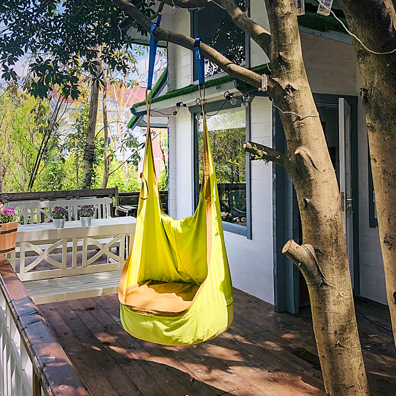 Creative Outdoor Children Brand Hammock Garden Furniture Swing Chair Indoor Hanging Seat Child Swing Seat Lifts Patio Furniture