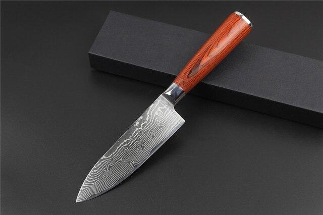 Yamy ck damasco coltelli utensili da cucina coltello coltelli