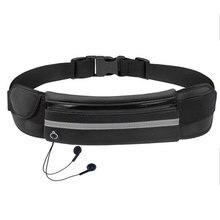 Outdoor Running Waist font b Bag b font Waterproof Mobile Phone Holder Jogging Belt Belly font