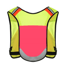 Outdoorcyclingand running reflective vest
