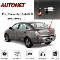AUTONET HD Night Vision Backup Rear View camera For Chevrolet Cobalt II 2011 2014 NTSC For Tuning / CCD / RCA Standard