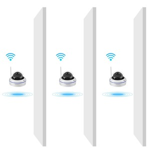 Image 5 - Gadinan Wifi מצלמה Yoosee APP ONVIF IP מצלמה 2.0MP 1080P מיקרופון אודיו ראיית לילה ונדאל הוכחה sd כרטיס חיצוני מצלמה