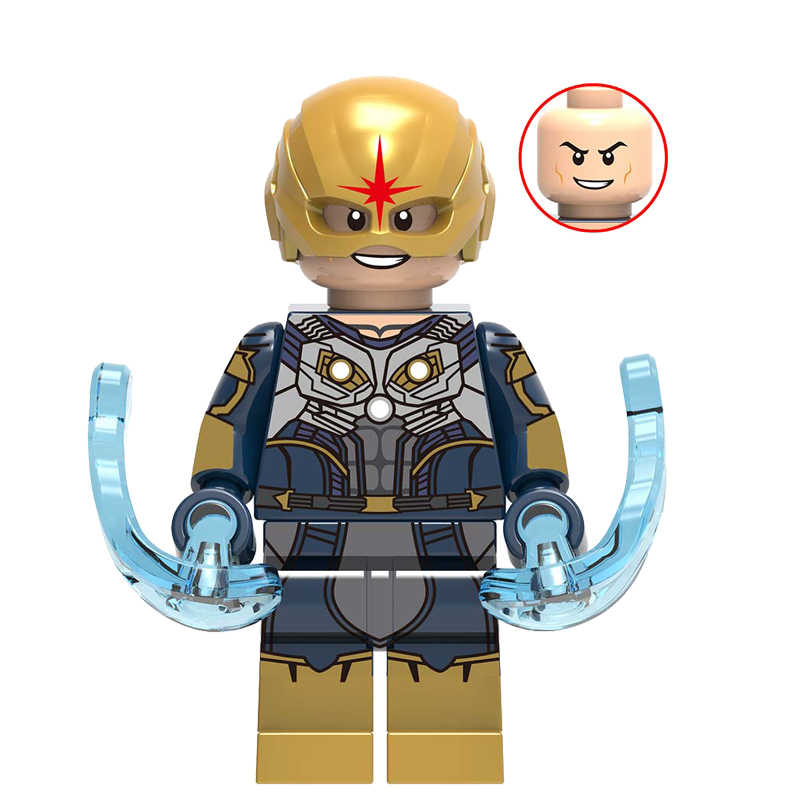 """Фигурку железные человеческие Мстители завершающей енот-ракета соколиный глаз, черная вдова фигурки супергероев Marvel Человек-муравей строительные блоки игрушка """"Веном"""""""