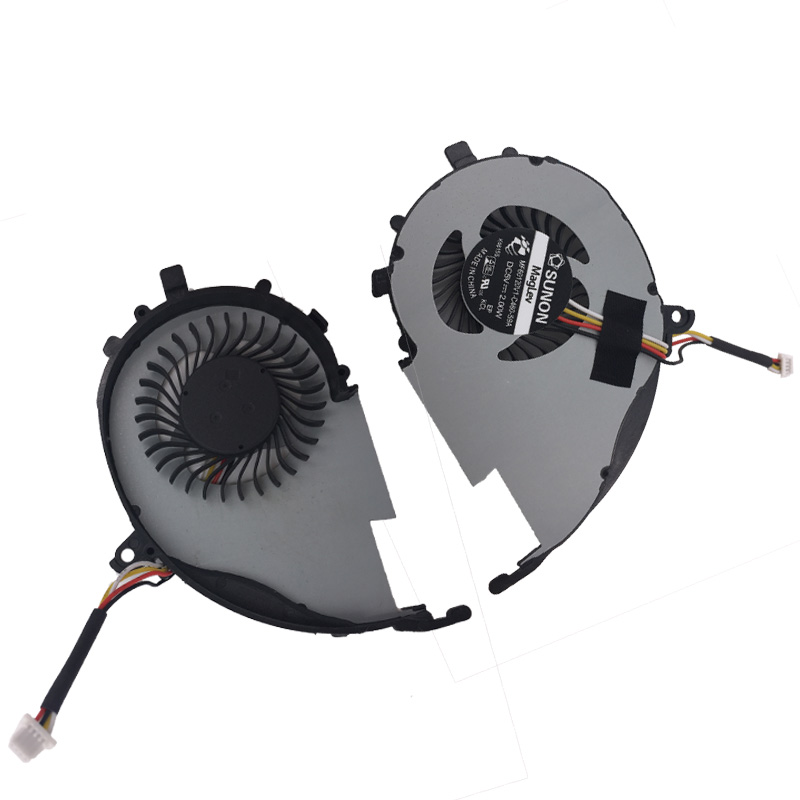 Купить с кэшбэком NEW Laptop Cooling Fan For CPU Repair Replacement for Acer Aspire V5 V5-472 V5-472P V5-572 V5-572G V5-572P(For CPU,no cover)