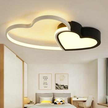 Lámpara de techo led moderna de triángulo con superficie ultrafina para lustres de dormitorio de sala