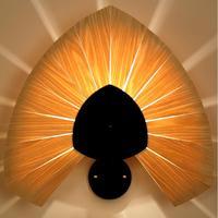 Юго Восточной столовая бра ресторане отеля прихожей тайский Деревянные Настенные светильники один голову настенный светильник za81750