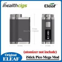 100 Original Eleaf IStick Pico Mega TC Kit 100W Pico Mega Box Mod With 4ml Melo