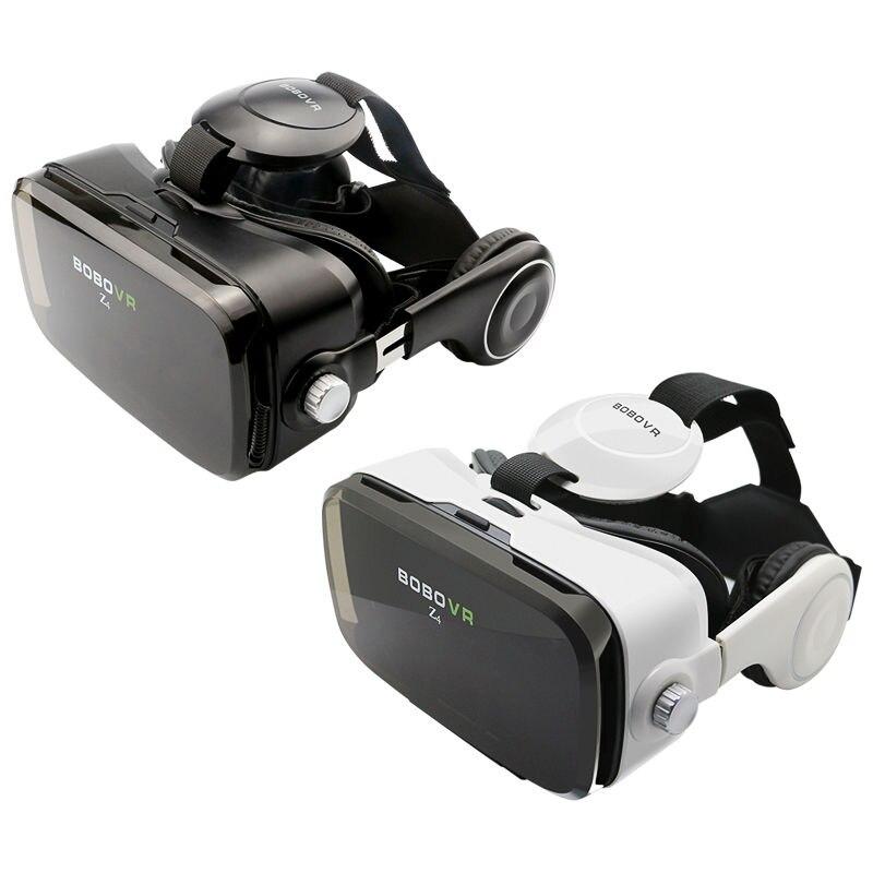 VR BOX BOBOVR Z4 Virtual Reality goggles 3D Glasses Google cardboard BOBO VR GLASSES Z4 Headset for 4.3 - 6.0 inch smartphones 10