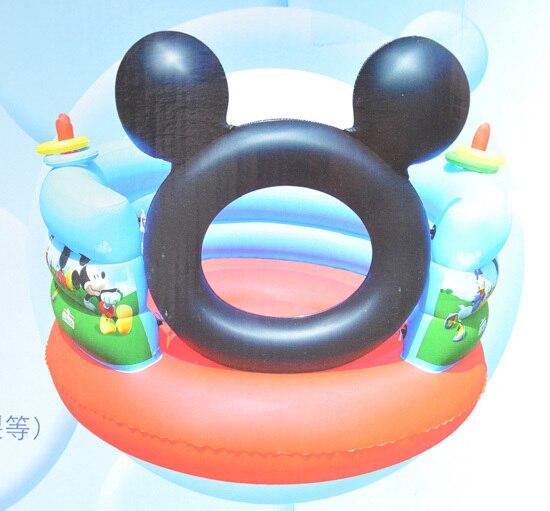 b b enfant gonflable trampoline aire de jeux couverte b b 152 130 cm dans jeux gonflables de. Black Bedroom Furniture Sets. Home Design Ideas