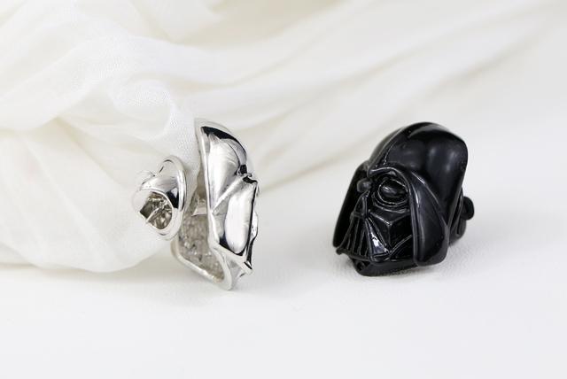 Star Wars Darth Vader Brooch Metal Pin