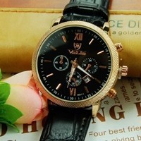 Leather Watch 297