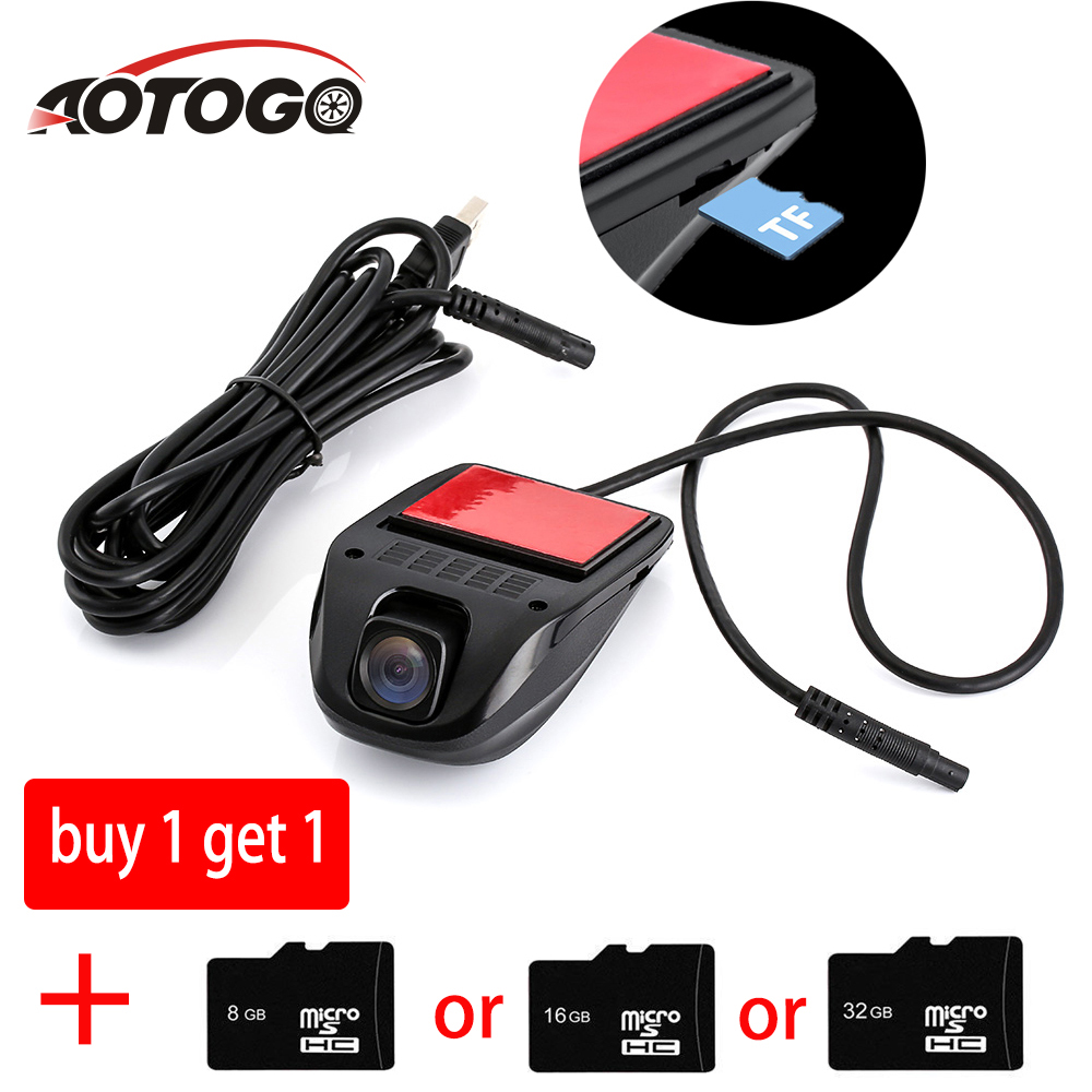 Car <font><b>DVR</b></font> HD Night Vision Dash <font><b>Cam</b></font> Registrator Recorder For Android System Car <font><b>DVR</b></font> Dash <font><b>Cam</b></font> <font><b>USB</b></font> <font><b>DVR</b></font> Camera Mini Portable image