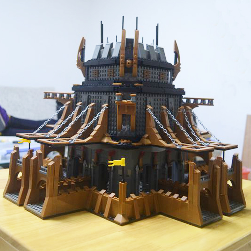 Model building kits compatible with lego Medieval Castle Knight 3D blocks Educational model building toys hobbies for children china brand l0277 educational toys for children diy building blocks 00277 compatible with lego