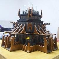 Building Block Set Compatible With Lego Castle 254 3D Construction Brick Educational Hobbies Toys For Kids