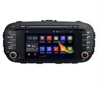 2019 7 inch 4G LTE Android 8.1 IPS quad core car multimedia DVD player Radio GPS FOR KIA SOUL 2014 2015 2016 2017 18 2019 camera
