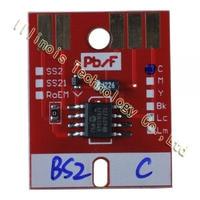 Chip permanente para Mimaki JV33 BS2 cartucho 4 colores CMYK piezas de impresora