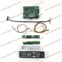 Free shipping LCD controller board with USB Audio HDMI VGA AV for LCD panel 18 5