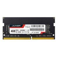 Juhor 4GB 8GB PC4-19200 DDR4-2400MHz 260Pin 1 2 V SODIMM portátil RAM de memoria