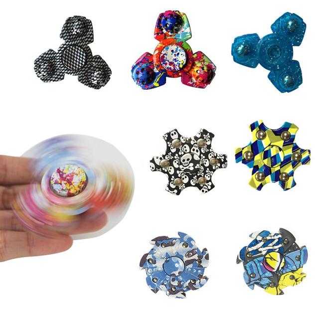 Print Plastic Fidget Spinner