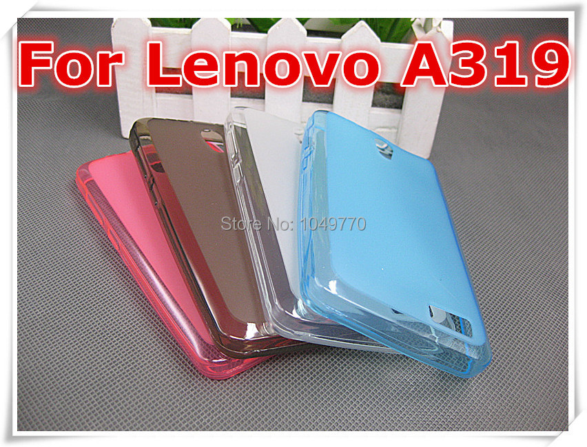 top fashion 3c79e 2ba22 US $2.99 |Lenovo A319 case, new 2015 pudding pattern soft silicon back  cover case for Lenovo 319 3 color in stock free shipping on Aliexpress.com  | ...