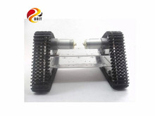 Official DOIT Caterpillar Chassis Wall-e RC Robot Tank Crawler Intelligent Barrowload Tractor Obstacle Raspberry Pi Diy