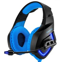 K1 B Best Gaming Headset Stereo Deep Bass Headphones with Mic for PS4 New Xbox PC Phone Game PUBG Earphone Camouflage