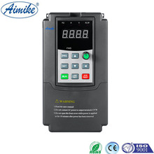 AIMIKE AMK3800 Series Three Phase VFD Drive VFD Inverter Professional Variable Frequency Drive 4KW 380V