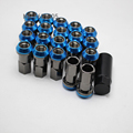 Universal Wheel Nut M12x1.5 or M12x1.25 Kics Racing Composite Wheel Lug Nuts 600