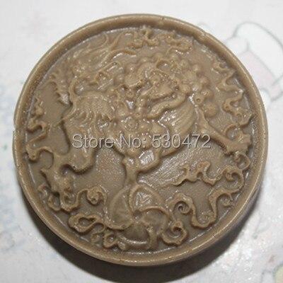 1 шт. C264 Единорог глина гончарная форма силиконовая форма для торта Мыло Форма FM