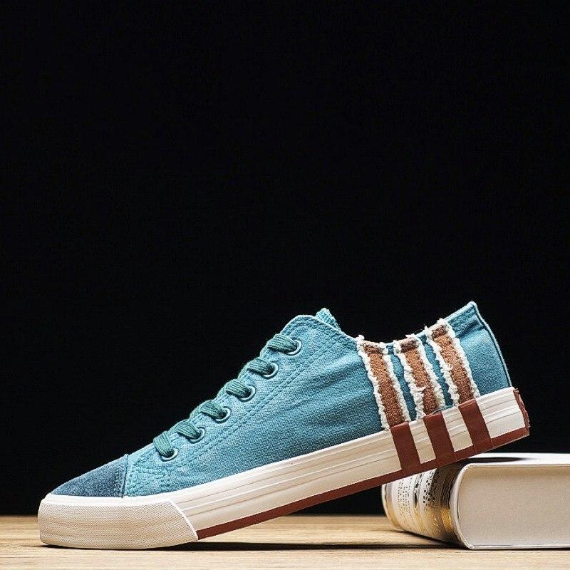 Nueva Llegada de Los Hombres Zapatos Casuales Zapatos de Moda Zapatos de Lona P