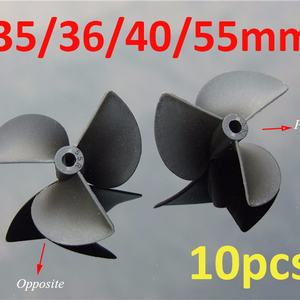 10pcs 3-blades propellers 3mm/