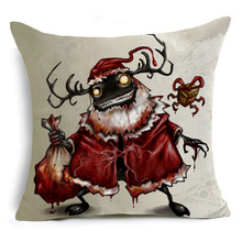High Quality Christmas Decorative Cushion Cover