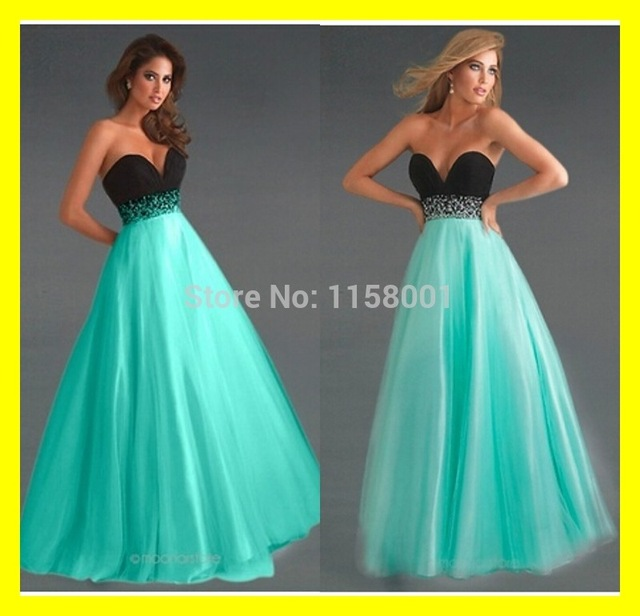 Long Black Prom Dresses Houston Vancouver Green Dress A Line Floor ...