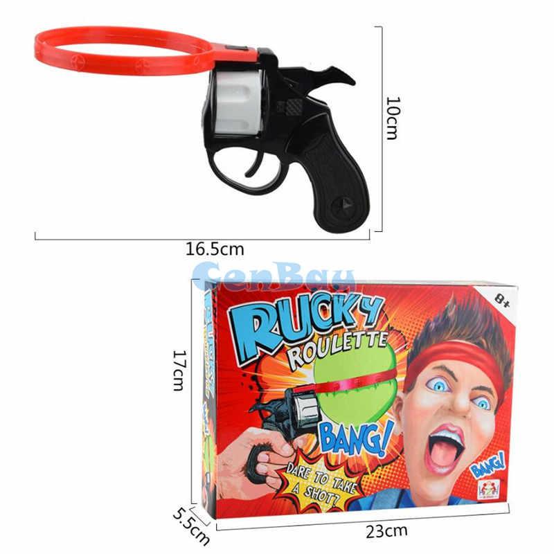 russian roulette model balloon