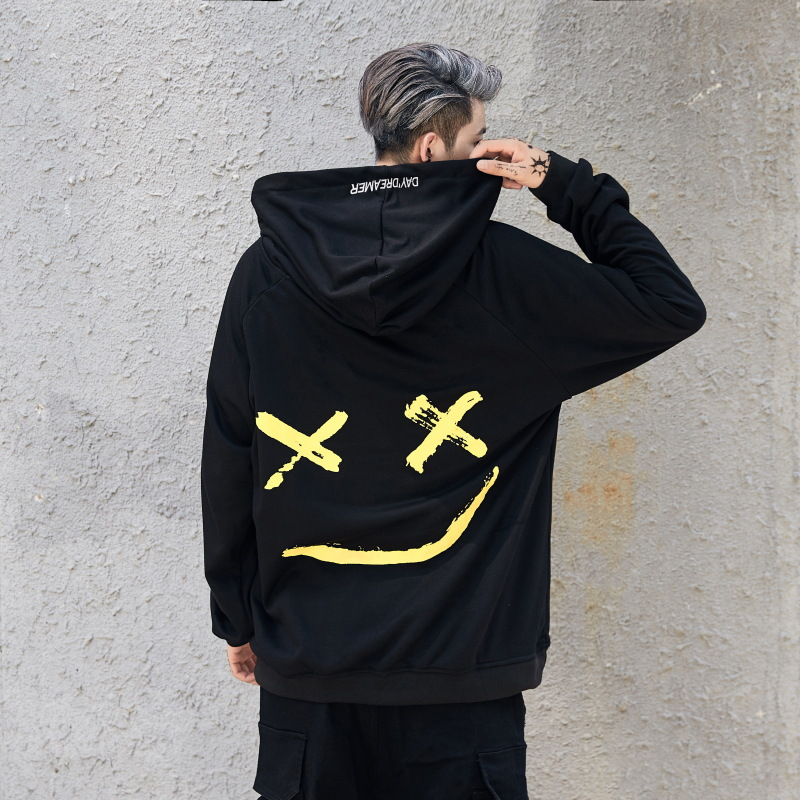 Pwnage Haxed Hoodie Black & Yellow