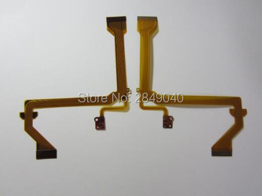 LCD Flex Cable For Panasonic NV NV-GS11 NV-GS12 NV-GS15 NV-GS9 NV-GS17 GS9 GS11 GS12 GS15 GS17 Video Camera
