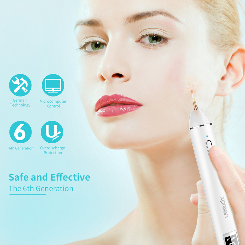 Charging the LCD screen Electric laser Dark spots Removal  Plasma Pen Moles Removal Plasma PenCharging the LCD screen Electric laser Dark spots Removal  Plasma Pen Moles Removal Plasma Pen