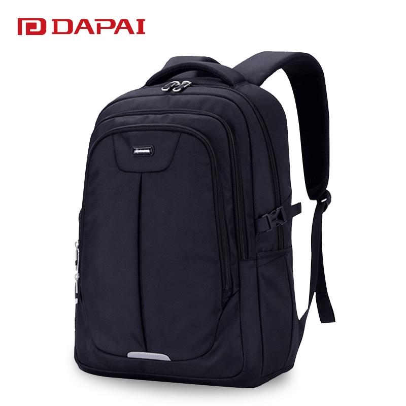 DAPAI 9 Styles 16 Laptop Notebook Business Backpack for Male Female 46x32x15cm Fashion Travel Man Women School Bag Mochila new notebook laptop keyboard for asus gfx70js gfx70jz french fr layout